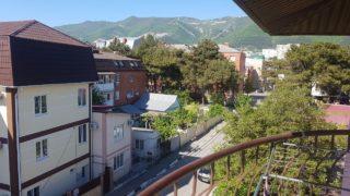 фотография с балкона на Колхозной2