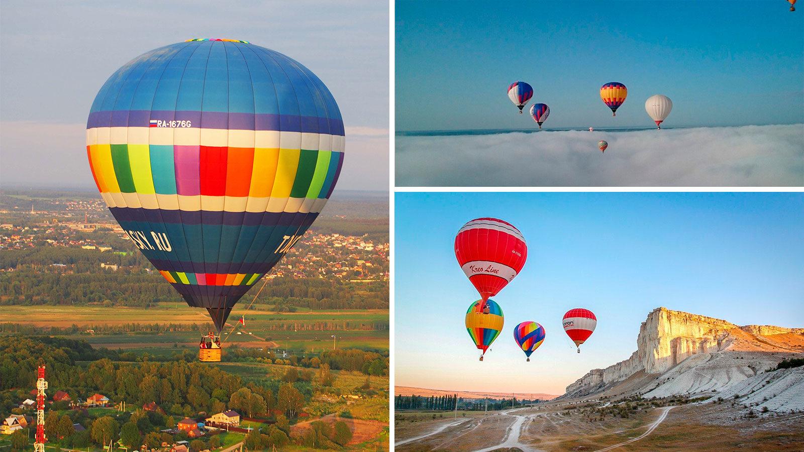 Полет-на-воздушном-шаре